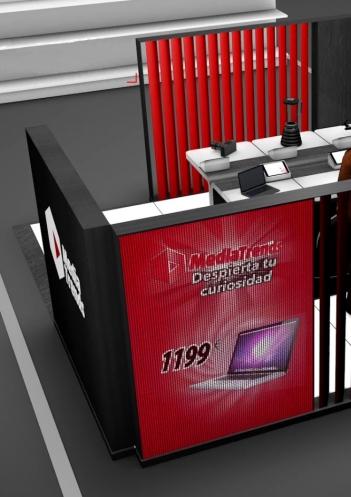 creaprojects, retail, diagnòstic, consulting, evolució, MediaMarkt, electrònica, tecnologia, disseny, implantació, punt de venda, ll·luminació, mobiliari, comunicació, visual merchandising, experiència de compra