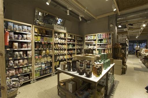 creaprojects, retail, diagnòstic, consulting, evolució, Organic Market, Woki, TribuWoki, supermercat, biològic, ecològic, orgànic, disseny, implantació, punt de venda, ll·luminació, mobiliari, comunicació, visual merchandising, experiència de compra, branding, naming, posicionament, identitat, marca